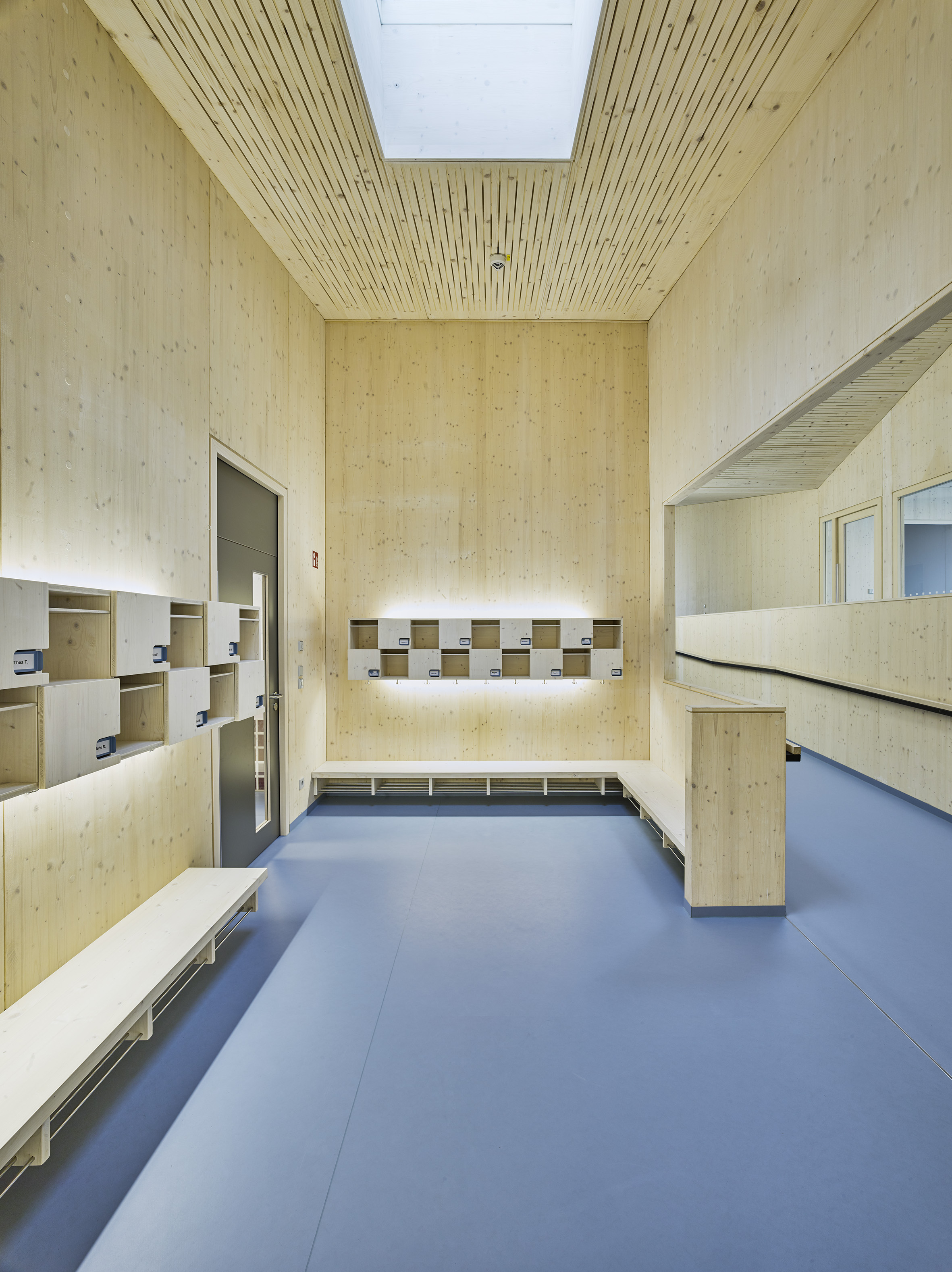 Kinderhaus Holzkirchen – Hirner Riehl Architekten